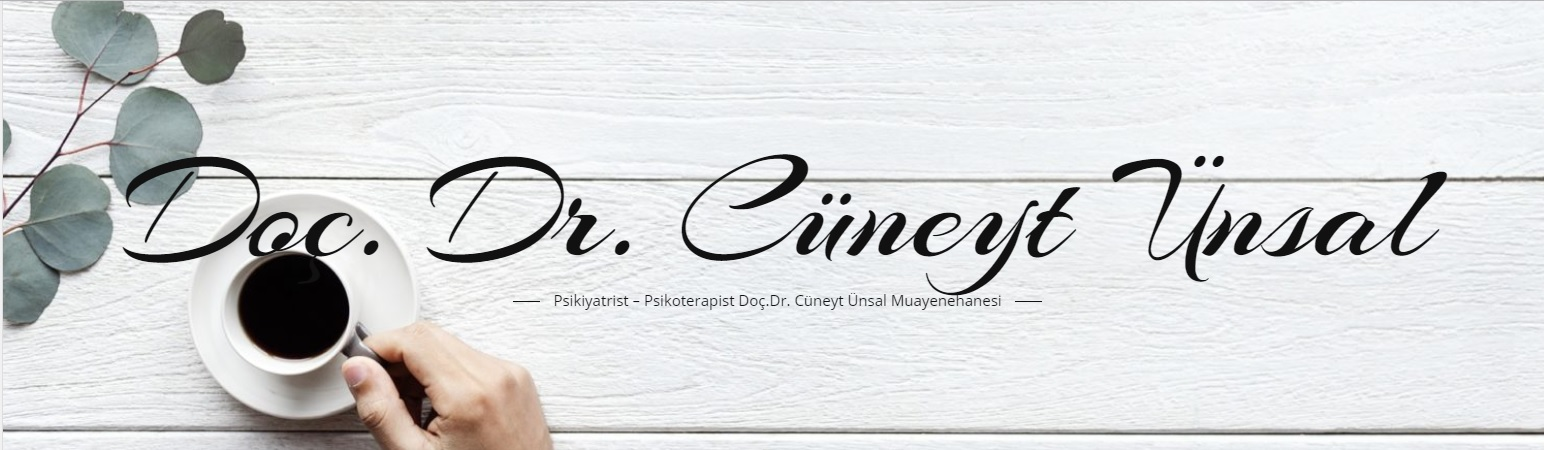 Doç. Dr. Cüneyt Ünsal
